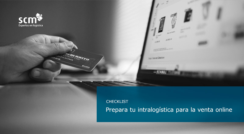 aspectos clave intralogistica para ecommerce