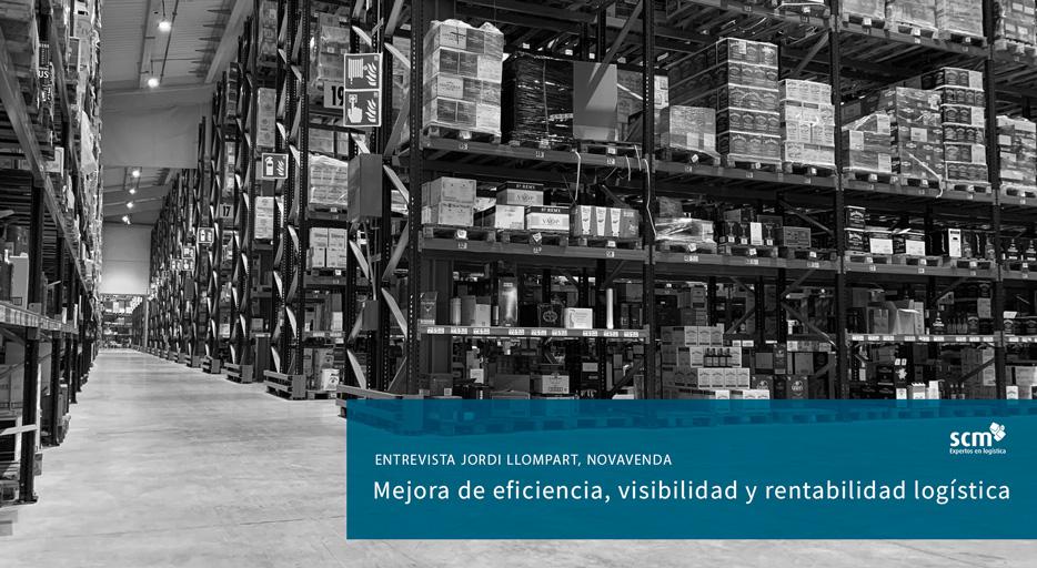 Caso exito eficiencia, visibildiad y rentabilidad logistica