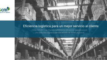 Eficiencia logística para un mejor servicio al cliente