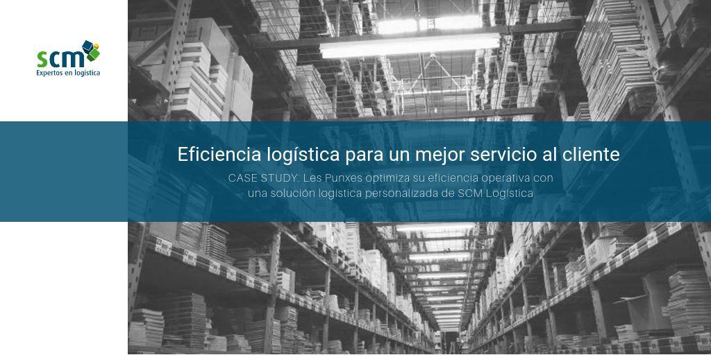Soluciones de eficiencia logística para Les Punxes