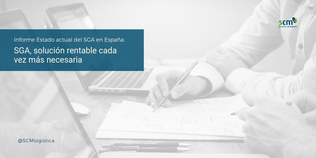 Informe Estado actual del Software de Gestión de Almacenes en España Softdoit