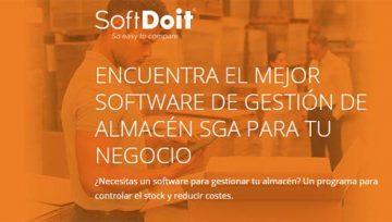 2º Edición del Estudio de SoftDoit sobre el Estado actual del Software de Gestión de Almacenes (SGA) 2017